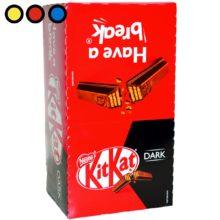 chocolate kit kat dark venta mayorista