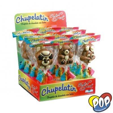 chocolate felfort chupelatin por mayor