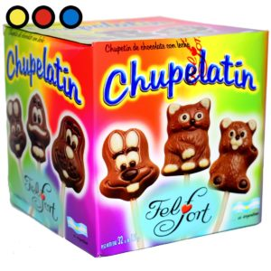 chocolate felfort chupelatin venta por mayor