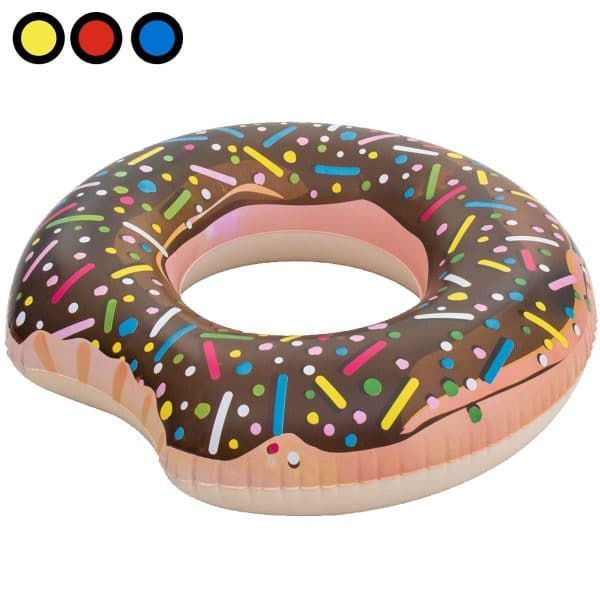 donut ring inflable rosquilla precios