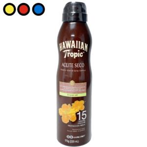 hawaiian tropic argan oil spf 15 aerosol precios mayoristas