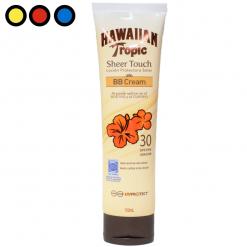 hawaiian tropic sheer bb cream spf30 150ml precios mayoristas