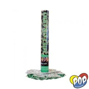 lanza papelitos dolares precios