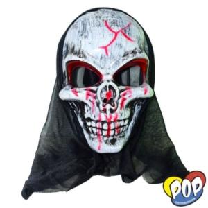 mascara calavera con tela merlyn precios e6dfabc5071