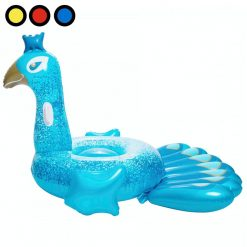 pavo real inflable pileta juguetes