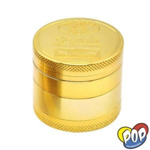 picador metal dorado 4 partes precios online