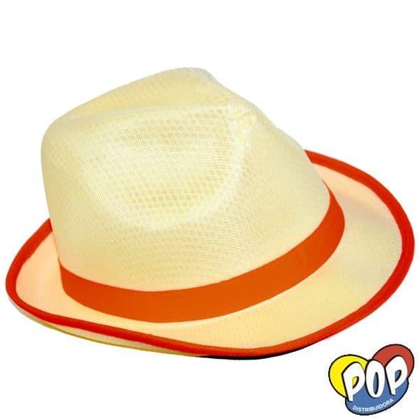 sombrero bahiano con guardas fluo precios mayoristas