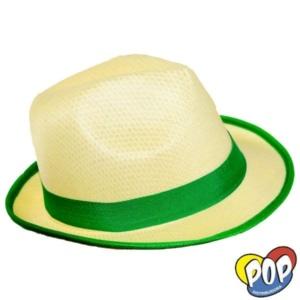 sombrero bahiano guardas fluo verde precios