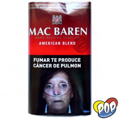 tabaco mac baren american blend precios