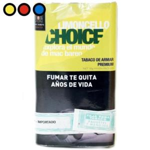 tabaco mac baren limoncello precio por mayor