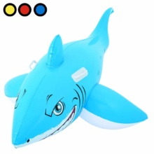 tiburon inflable 183cm