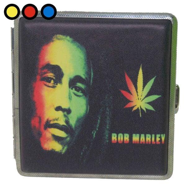 cigarrera bob marley accesorio fumador