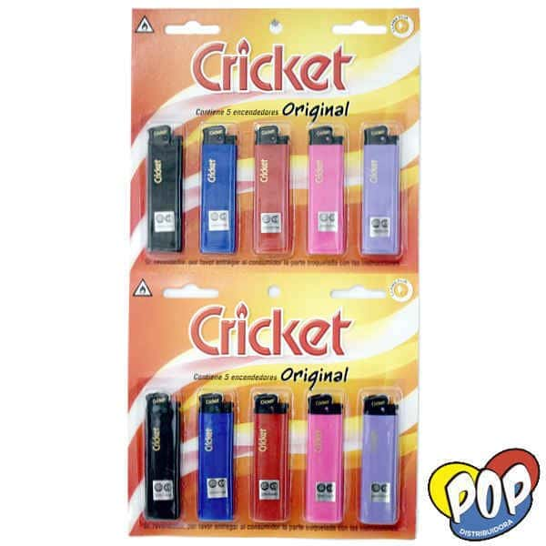 encendedor cricket classic precios online