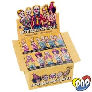 filtros lion circus carton mini grow shop mayorista