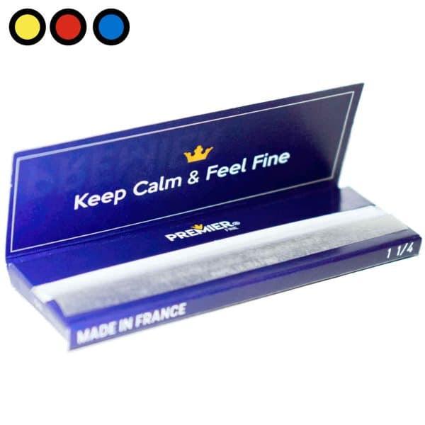 papel premier fine fumar papelillos