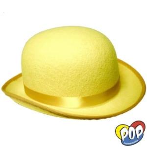 sombrero bombin colores amarillo precios por mayor