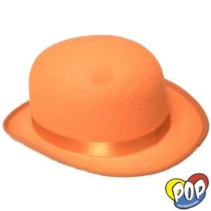 sombrero bombin naranja cotillon. sombrero bombin naranja cotillon.  Cotillon. SOMBRERO BOMBIN COLORES MERLYN x 10u 15e73c9dd3b