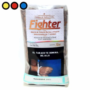 tabaco para pipa fighter ron precios