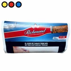 tabaco richmond precios mayoristas