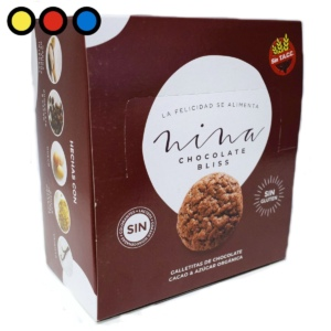 galletitas nina chocolate bliss precios