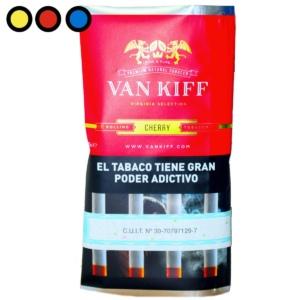 tabaco van kiff cherry precios