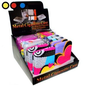 cigarrera de metal colores tabaqueria online
