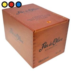 cigarro flor de oliva original precios