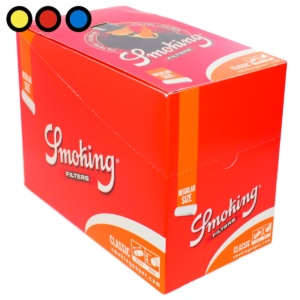 filtros smoking orange regular precios