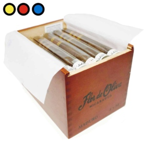 cigarro flor de oliva maduro 6x50 tabaqueria online