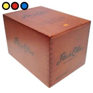 cigaro for de oliva maduro 6x50 tabaquerias