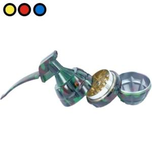 Picador granada de metal 3 partes tabaqueria