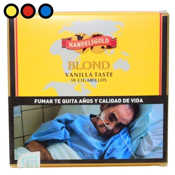 cigarro handelsgold vainilla precios