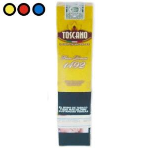 cigarro toscano 1492 tabaqueria nline