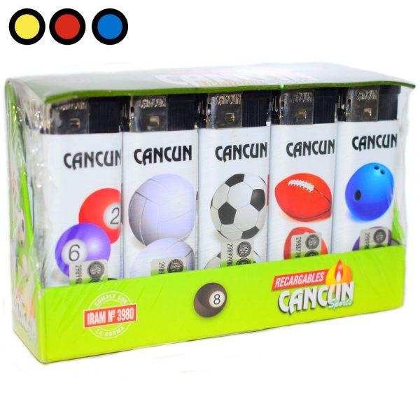 encendedor cancun sports recargable precio