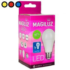 lampara led magiluz 7w fria mayorista