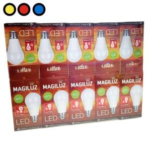lampara led magiluz 9w calida precio por mayor