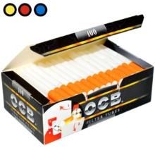 ocb tubos papel black rellenar precio
