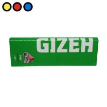 papel gizeh fine cut corners tabaco