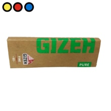 papel gizeh pure fine tabaco
