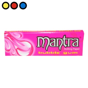papel mantra chicle globo tabaqueria