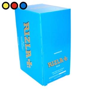 papel rizla blue booklets fumador