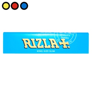 papel rizla blue ks growshop