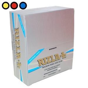 papel rizla micron ks fumador
