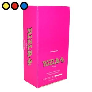papel rizla pink tabaqueria