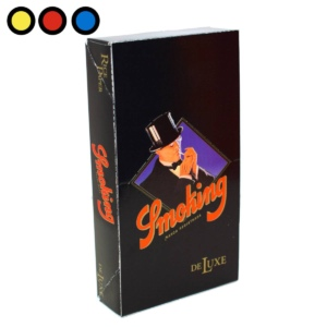 papel smoking black deluxe venta