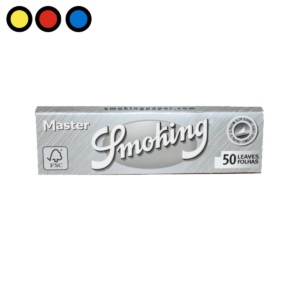 papel smoking master tabaqueria