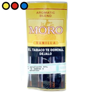 tabaco moro vainilla venta online