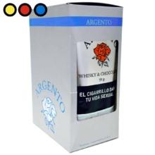 tabaco para pipa argento whisky choco venta por mayor