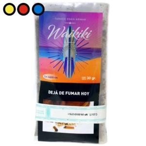 tabaco waikiki sin aditivos mayorista precios