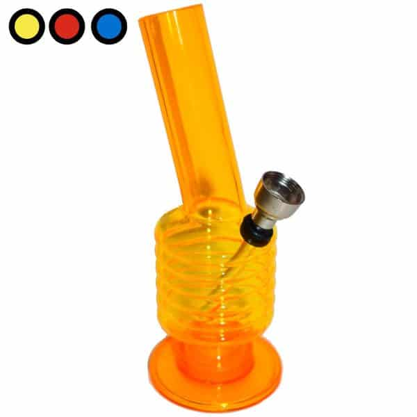 bong plastico mini fuelle growshop